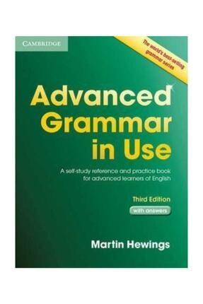 Cambridge University Press Advanced Grammar In Use Third Edition 0