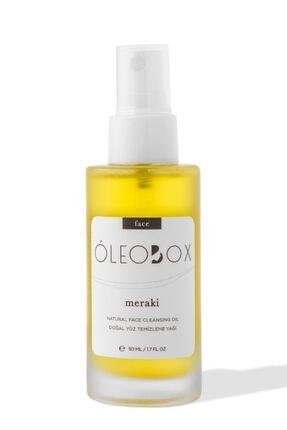 Oleobox Meraki Yüz Temizleme Yağı - 50 ml 0