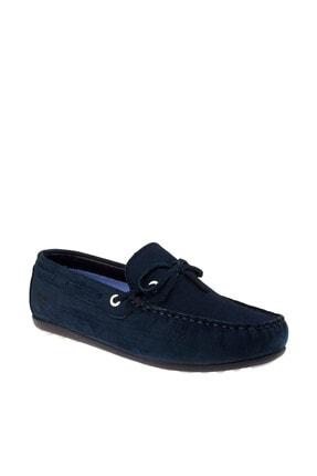 Vicco Unisex Lacivert Hakiki Deri Ayakkabı 211 920.18Y303G 0