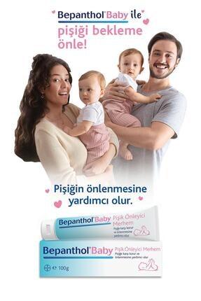 Bepanthol Baby Pişik Merhemi 100 Gr + Cilt Bakım Kremi 100 Gr 3