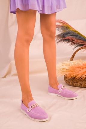 Soho Exclusive Lila Kadın Casual Ayakkabı 16108 2