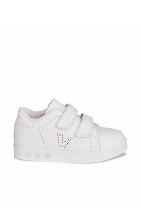 Vicco Oyo Unisex Bebe Beyaz Spor Ayakkabı 2