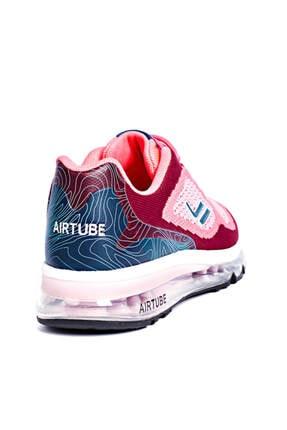 Lescon Kadın Sneaker - L-4604 Airtube - 17BAU004604Z-PEB 4