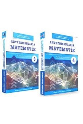 Antrenman Yayınları Antreman Yayıncılık Antrenmanlarla Matematik 3- 4 Set 0