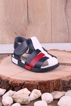 Akıllı Şirin Ortopedik Ilk Adım Erkek Çocuk Sandalet 0
