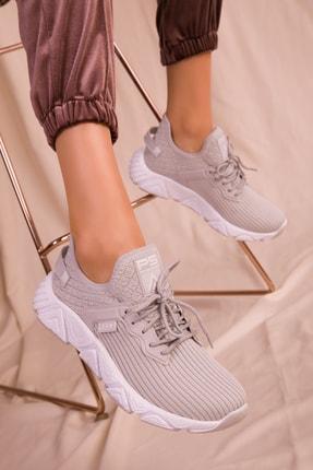 Soho Exclusive Buz Kadın Sneaker 15772 2