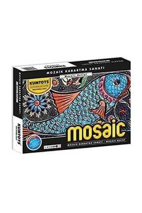 Kumtoys Mozaik Kabartma Sanatı - Başlangıç Seti 0