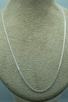ONNUMARAGÜMÜŞÇÜLÜK 925 Ayar Gümüş Bismark Erkek Zincir Kolye X-4 3