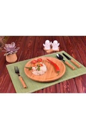 Bambum Matia 24 Parça Çatal Kaşık Bıçak Seti 1