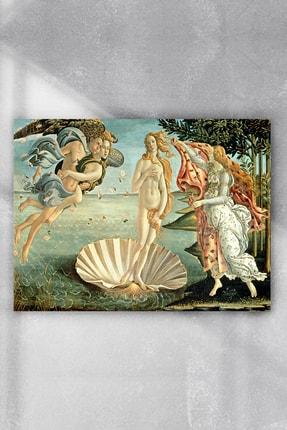 Postermanya Botticelli - Venüs'ün Doğuşu Sanatsal Poster 0