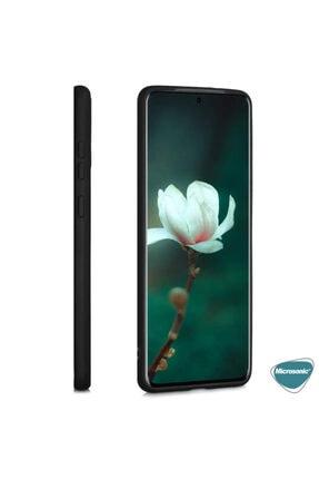 Samsung Microsonic Matte Silicone Galaxy S20 Fe Kılıf Lacivert 3