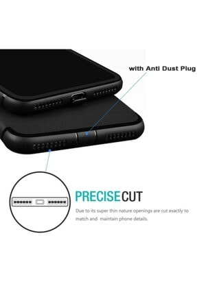 Apple Microsonic Iphone Xr (6.1'') Kılıf Kamera Korumalı Siyah 2