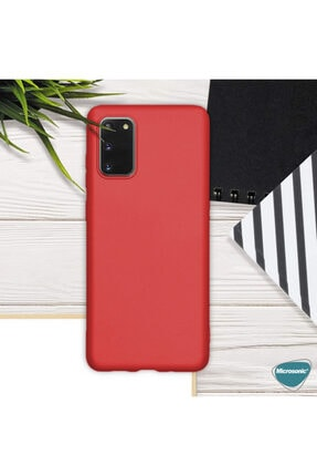 Samsung Microsonic Matte Silicone Galaxy S20 Fe Kılıf Siyah 2