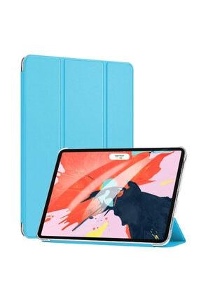 Apple Microsonic Ipad Pro 11'' 2020 2. Nesil Kılıf (a2228-a2068-a2230) Smart Case Ve Arka Kapak Mavi 0