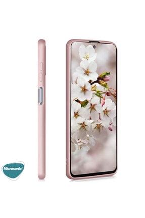 Samsung Microsonic Matte Silicone Galaxy M31s Kılıf Siyah 3