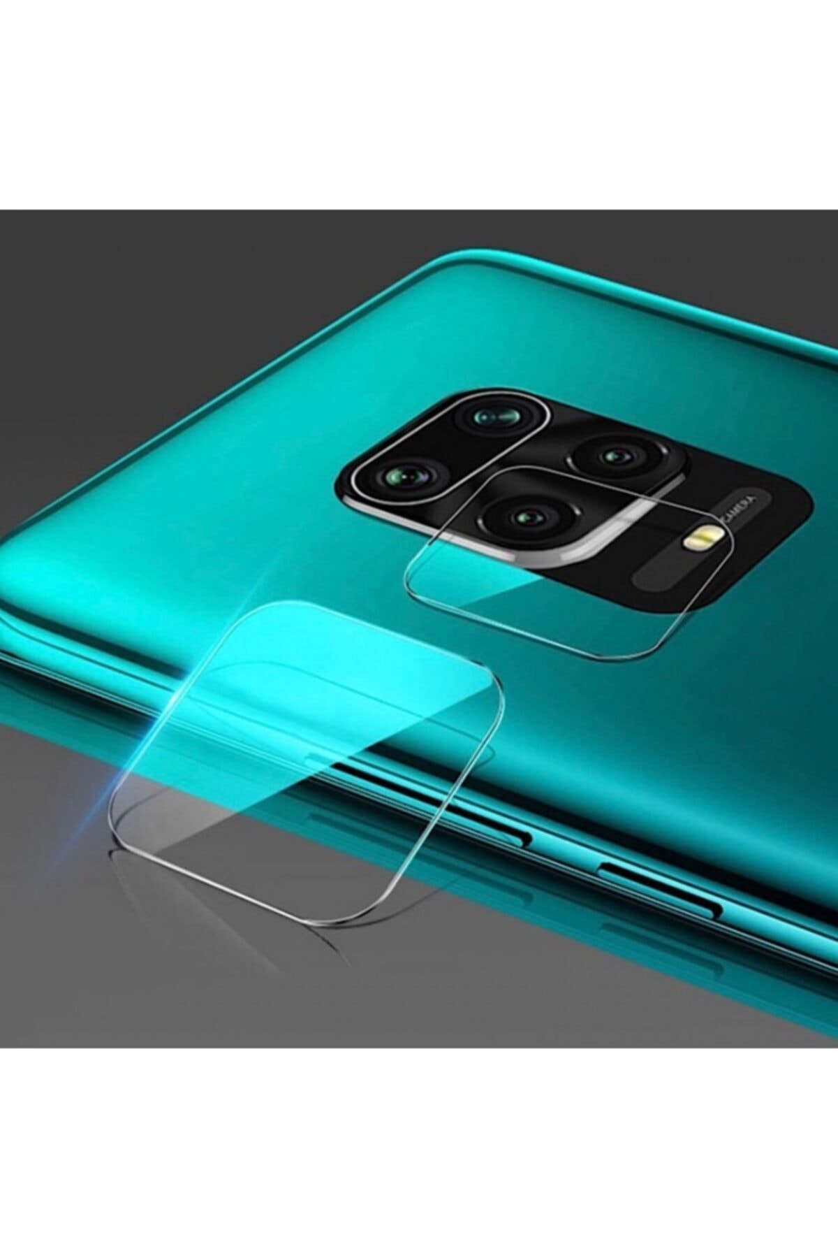 Xiaomi Redmi Note 9s / Note 9 Pro Kamera Koruma Camı Lens Koruma