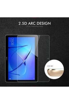 Huawei Microsonic Mediapad T5 10'' Temperli Cam Ekran Koruyucu 4