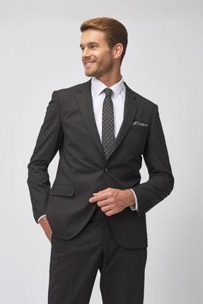 Altınyıldız Classics Erkek Regular Fit Siyah Takım Elbise 2