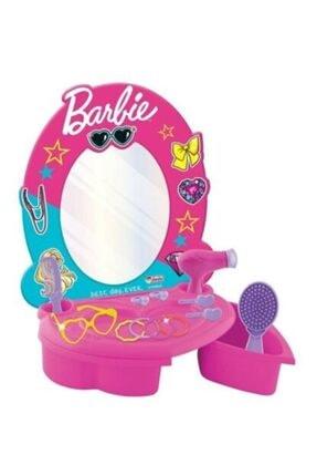DEDE Barbie Oyuncak Güzellik Salonu + Oyuncak Makyaj Arabası Sürülebilir Çocuk Makyaj Set Depomiks Avm 2