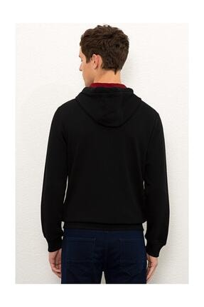 US Polo Assn Erkek Siyah Sweatshirt G081sz082.000.1082420 2
