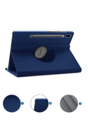 Samsung Galaxy Tab S7 Plus T970 Dönebilen Standlı 360 Derece Kılıf 4