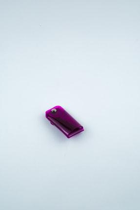 Badger Collection Katlanır Anahtarlık - Unisex Mor Anahtarlık 4
