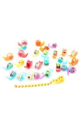 Nani Toys 15'li Renkli Mekanizmalı Bant Paketi /deba 0