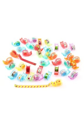 Nani Toys 15'li Renkli Mekanizmalı Bant Paketi /deba 2