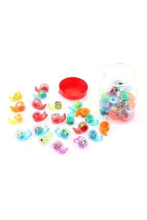 Nani Toys 45'li Renkli Mekanizmalı Bant Paketi /deba 1
