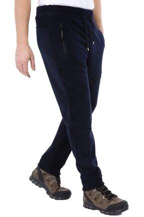 Ghassy Co Erkek Lacivert Cepli Polar Pantolon 2