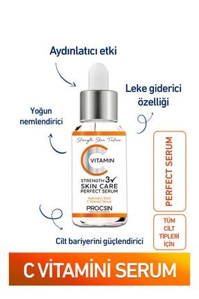 Procsin Procsın C Vitamini Serumu 22 ml 0