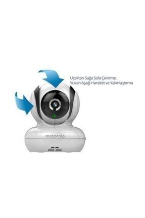 Motorola Mbp36s Görüntülü Bebek Telsizi 3
