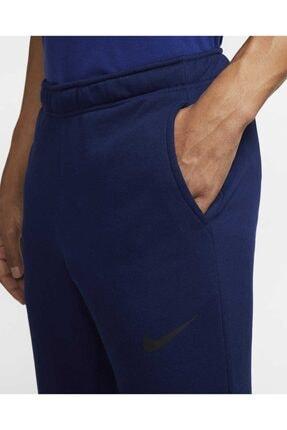 Nike Nıke Dri-fit Fleece Traınıng Trousers Erkek Eşofman Altı Cj4312-492 2