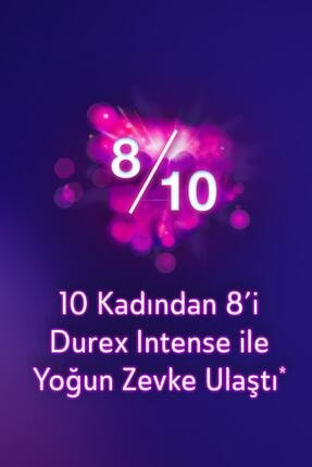 Durex Intense Prezervatif, 40' Lı 4