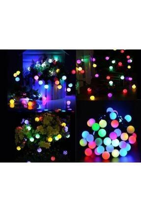 Hop Yanımda 5 Metre 28 Toplu Fişli Top Led Ip Led Eklenebilir Süs Led Işık Dekorasyon Led Dekoratif 2