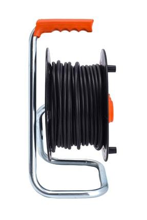 Bylion Seyyar Makaralı Uzatma Kablosu 3*2.5mm² 40 Mt. Işıklı 3
