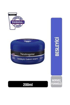 Neutrogena Norveç Formülü Besleyici Bakım Kremi 200 Ml 1