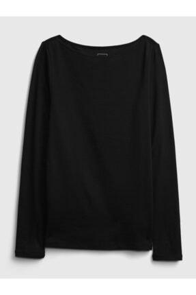 GAP Modern Yuvarlak Yaka T-shirt 4