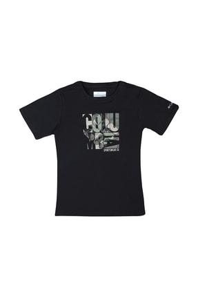 Çocuk Columbia T-Shirt 1908721-010 resmi