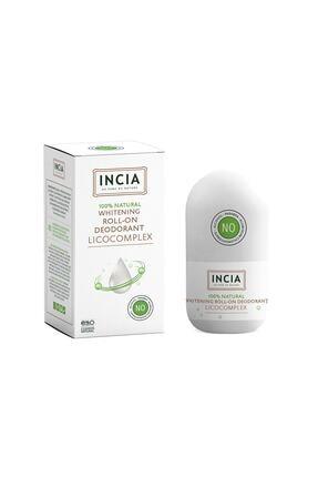 INCIA Beyazlatıcı Roll On Deodorant 50 ml 0