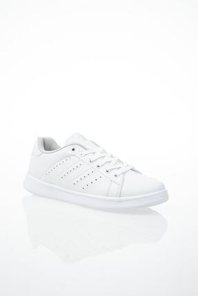 Pierre Cardin Kadın Günlük Spor Ayakkabı-Beyaz PCS-10144 1
