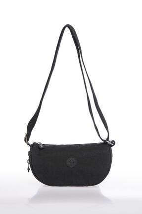 Smart Bags Smb3026-0001 Siyah Kadın Çapraz Çanta 0