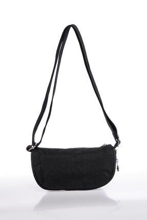 Smart Bags Smb3026-0001 Siyah Kadın Çapraz Çanta 2