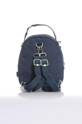 Smart Bags Smb3063-0033 Lacivert Kadın Sırt Çantası 2