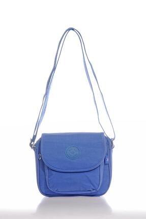 Smart Bags Smb3057-0031 Mavi Kadın Çapraz Çanta 0