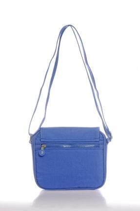Smart Bags Smb3057-0031 Mavi Kadın Çapraz Çanta 2