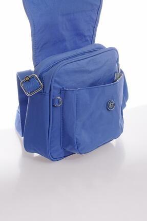 Smart Bags Smb3057-0031 Mavi Kadın Çapraz Çanta 3