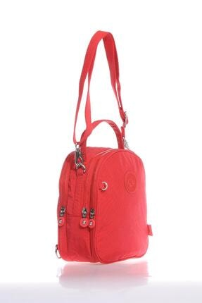 Smart Bags Smb3063-0019 Kırmızı Kadın Sırt Çantası 1