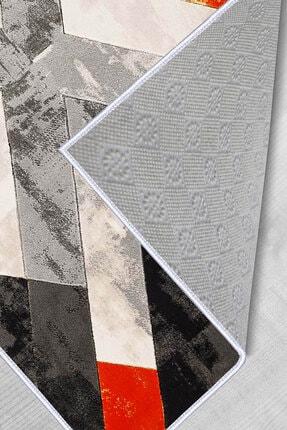 Homefesto Dekoratif Özel Tasarım Modern İnce Halı 4