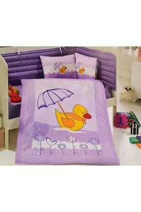 Clasy Bebek Uyku Seti Beşik Korumalı Duck ehm617